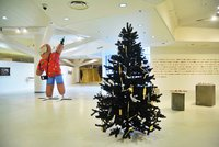 Výstava Vánoce na šišku v Kotvě vyobrazuje Vánoce tak c6330999b5b
