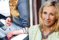 Pergnerová o boji s drogami: Bez dávky jsem ani nevylezla z postele