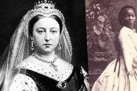 Kdo byla černošská princezna z britské královské rodiny? Seriál Viktorie popisuje nevšední příběh adoptivní dcery královny Viktorie