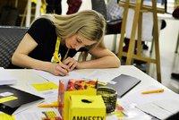 Pražané psali prosebné dopisy: Bojovali tak za lidská práva