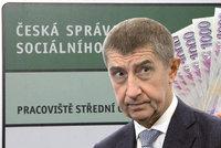 """Česku přibude """"důchodce miliardář"""": Babiš může být měsíc v penzi, poradil mu Blesk"""
