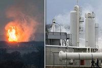 Po explozi u slovenských hranic plyn proudí znovu do dalších zemí