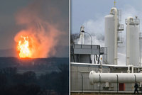 Ceny plynu po explozi u Slovenska letí vzhůru. Itálie vyhlásila stav nouze