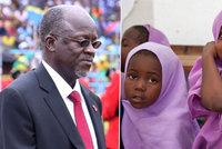 Prezident dal milost sexuálním násilníkům. Těhotné školačky čeká zatýkání