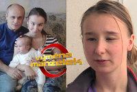 Iva (18) a Marian (46) z Výměny: Bez domova a bez jídla pro miminko