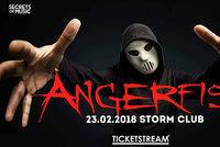 Report: Angerfist v Praze ukázal, proč je jedničkou hardcoru. Je skvělý DJ a skromná megahvězda