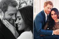 Detaily svatby prince Harryho a Meghan: Projížďka kočárem i soukromý večírek na tajném místě