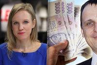 Bývalá poslankyně od Bárty skončila na policii. Co řekla o korupci v politice?