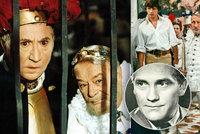 Tragédie během natáčení Šíleně smutné princezny: Krále Dobromysla zabila rakovina!