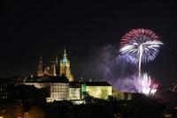 Velkolepý ohňostroj nad Prahou znázorní českou přírodu i sportovní úspěchy: Kde bude nejlepší výhled?