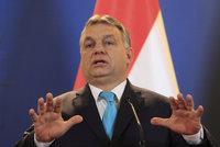 """""""Zakážeme neziskovky, které pomáhají uprchlíkům."""" Orbán dál útočí na Sorose"""
