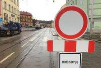 Řidiče letos čeká dopravní peklo: Ostrava bude od jara plná uzavírek, opravy skoro za 2 miliardy