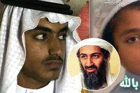 """""""Princ teroru"""" truchlí nad smrtí syna. Pojmenoval ho po svém otci Usámovi bin Ládinovi"""