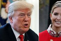Ivanka odhalila tajemství Trumpovy přehazovačky. Skalpovali mu část hlavy