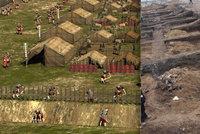 Unikátní objev archeologů v Brně: Našli tábor římských legionářů, byly jich tam tisíce