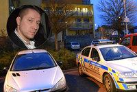 Kamarád o podezřelém (38) z ubití taxikáře (†68): Nevěřím, že by to udělal!