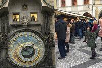 """Staroměstský orloj slaví 610. výročí! Díky """"hrubé chybě"""" jeho nevšední krásu obdivuje celý svět"""