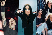 Koncerty Česká republika 2018: Kelly Family, Metallica nebo Ozzy Osbourne