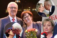 Volby 2018: Drahoš vyhrál Prahu, Zeman zbytek Česka a utkají se v duelech