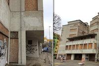 Palác Svět v Libni chátrá: O tom, že do něj zatéká, psával už Hrabal. Jeho majitel měl přijet situaci řešit, nedorazil