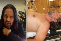 Osudové rozhodnutí rakovinou sužovaného Jiřího Pomeje: Jeho hlas už neuslyšíte!