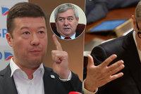 Vydání Babiše se oddaluje. SPD a KSČM vymění průtahy za trafiky, naznačují poslanci