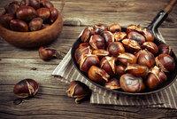 Jedlé kaštany: Jak vybrat kvalitní a dobře je doma upéci?