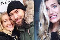 Modelka Jitka Nováčková ve stresu: Proč spílá finskému příteli?