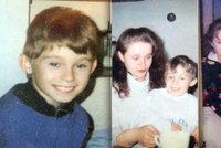 Před 23 lety zmizel Honzík Nejedlý: Jeho otec zemřel aniž by se dozvěděl, co se synovi stalo