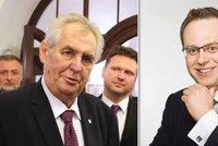 Zákulisí prezidentské debaty na ČT: Zeman si dupnul kvůli Moravcovi?