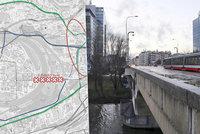 Zavřený Libeňský most: Čeká Prahu dopravní kolaps? Podívejte se, kudy povede objížďka pro řidiče a MHD