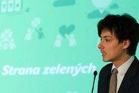 Zelené po výprasku u voleb čeká volba předsedy. Za Stropnického jsou čtyři adepti