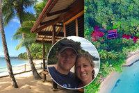 Mladý pár se asi zbláznil: Luxusní letovisko v Karibiku prodávají za dvě stovky!