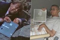 Další hvězda Majora Zemana je po smrti! Zabila ho rakovina