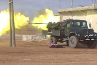 Turecká armáda vtrhla na sever Sýrie, oznámil prezident Erdogan