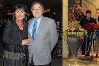 Miliardářští manželé viseli oběšení vedle sebe: Byla to vražda, obává se policie