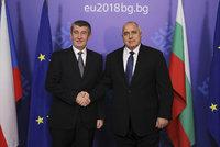 """""""Rozlítaný"""" Babiš: V Bulharsku řešil kvóty, na schůzce mocných v Davosu čekají i Trumpa"""