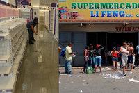 """""""Rabujeme, jinak zemřeme hlady."""" Venezuela lidem doporučila sníst domácí mazlíčky"""