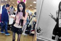 Nejsledovanější anorektička světa: Lidé jsou zděšeni, ona nemoc popírá!