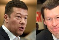 Okamura ve Sněmovně i v Senátu? Bratr Tomia zkusí štěstí v dalších volbách