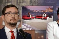 Drahošová před prezidentským finále: Ovčáček je nevychovaný a Prima debatu nezvládla