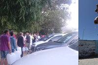 """Kapskému Městu dochází voda. Blížíme se ke """"dni nula"""", varuje starostka"""