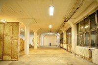 Umění v továrně: Pragovka otevřela nové galerijní prostory pro širokou veřejnost