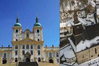 Kulturní památkou bude nově i Svatý Kopeček. Seznam se rozroste o 19 staveb