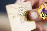 """Zloději vám zkouší """"vyluxovat"""" účty. Vyplatí se pojištění proti zneužití karty?"""