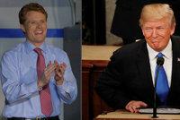 Návrat Kennedyů na výsluní? Prasynovec JFK se v Kongresu pustil drsně do Trumpa