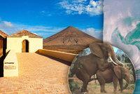 Neuvěřitelné stížnosti turistů: Penis slona byl moc velký, moře hlučné a sopka bez lávy!