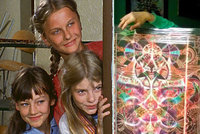 Kvasničková z My všichni školou povinní: Od chlastu ji zachránily obrazy!