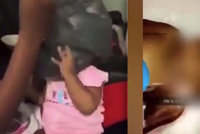 Waterboarding a dušení: Dětští rodiče mučili miminko, videa zveřejňovali na internetu
