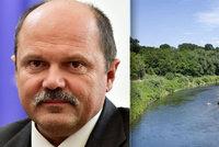 Nové přehrady a kanál od Dunaje. Ministr Milek řekl plány s českým vodstvem